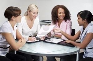Pertemuan Bisnis Wanita Pengusaha